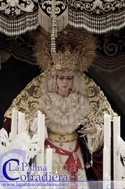 Virgen Amargura ( La Palma del Cdo )