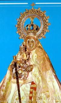 Virgen del Mar ( Almeria )