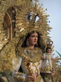 Virgen de las Virtudes ( Paterna del Campo )