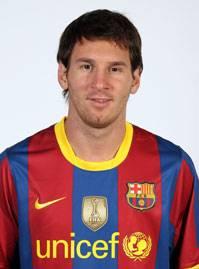 Lionel Andr�s Messi