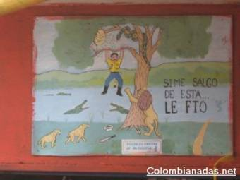 "Capitan Sevilla: ""Si me salgo de esta... le FTO"""