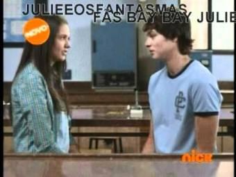 julie y nicolas (julie y los fantasmas)