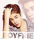 Justin Bibier - boyfriend
