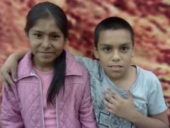Brandon y Ariana