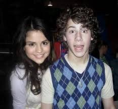 Selena y Nick