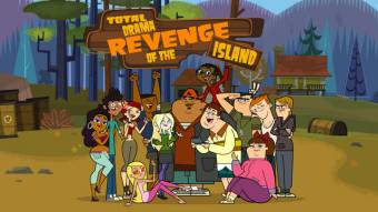 total drama the revenge of the island