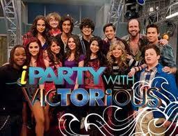 fiesta con victorious