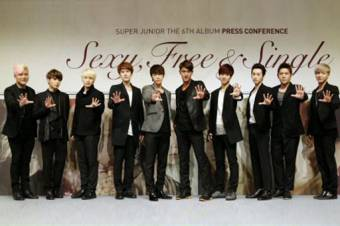 Sexy, Free y Single (Super Junior)