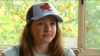 """Mirad a """"maddy"""" con 14 a�os,se parece mucho k raro?."""