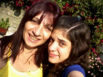 yo y mi mama.