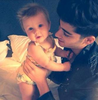 Zayn and Lux