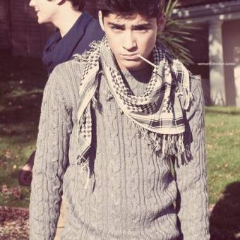 Zayn Malik (one direction)
