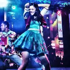 Zendaya Coleman como bailarina
