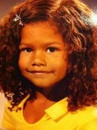 Linda desde pequeña