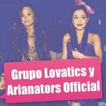 Grupo Arianators y Lovatics Oficial ✓