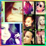 Demi + Selena  = Delena   ♡ ♡ ♡ ♡